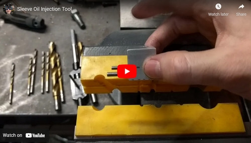 Bearing Taper Sleeve Removal Tool